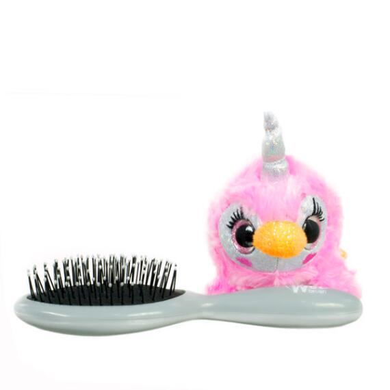 Wetbrush Kids Plush Detangler - Penguin Unicorn
