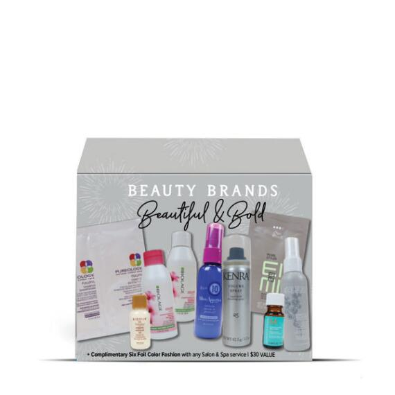 Beauty Brands Beautiful & Bold 9-pc Discovery Box