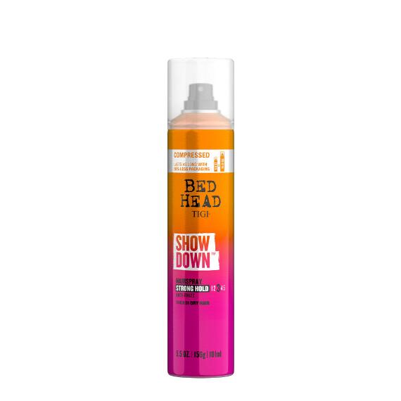 TIGI Bed Head Showdown Compressed Anti-Frizz Hairspray