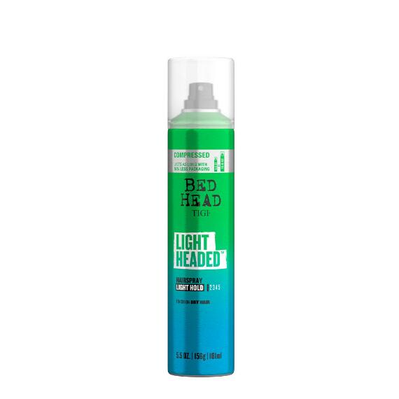 TIGI Bed Head Lightheaded Compressed Flexible Hold Hairspray