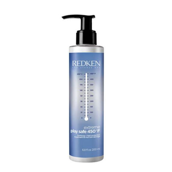 Redken Extreme Play Safe Heat Protection and Damage Repair Treatment