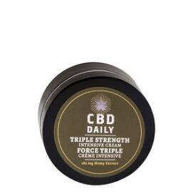 CBD Daily Intensive Cream Triple Strength Travel Size