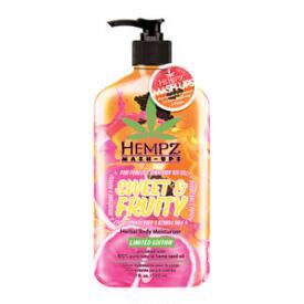 Hempz Sweet & Fruity Limited Edition Mash-Up Pink Pomelo & Himalayan Sea Salt + Sugarcane & Papaya Herbal Body Moisturizer