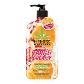 Hempz Tart & Creamy Limited Edition Mash-Up Triple Moisture + Pomegranate Herbal Body Moisturizer
