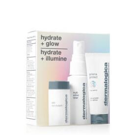 Dermalogica Hydrate and Glow 3-pc Kit