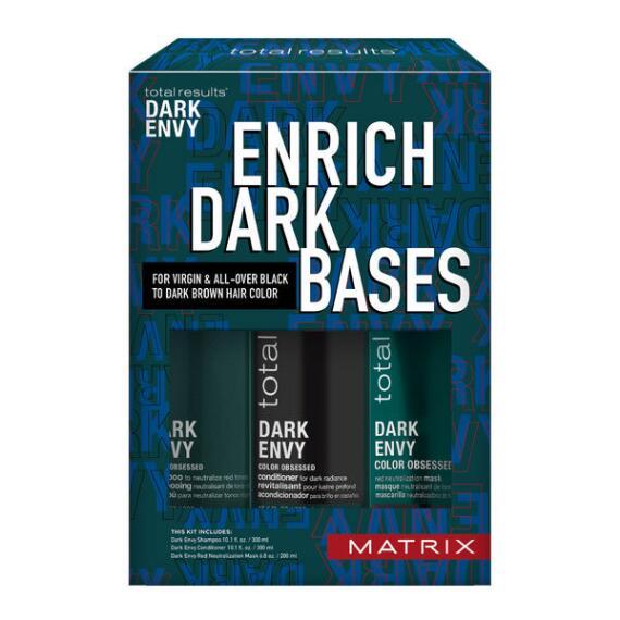Matrix Total Results Dark Envy Toning Trio Kit