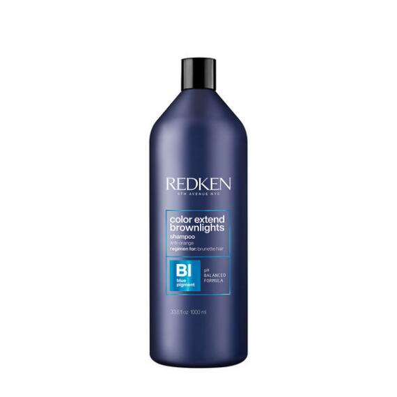 Redken Color Extend Brownlights Blue Toning Sulfate-Free Shampoo