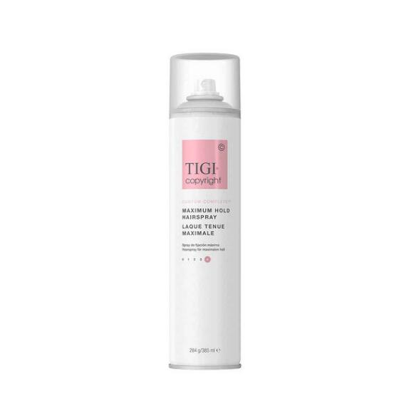 TIGI Copyright Custom Complete Maximum Hold Spray