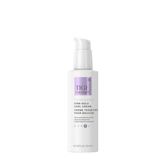TIGI Copyright Custom Create Firm Hold Curl Cream