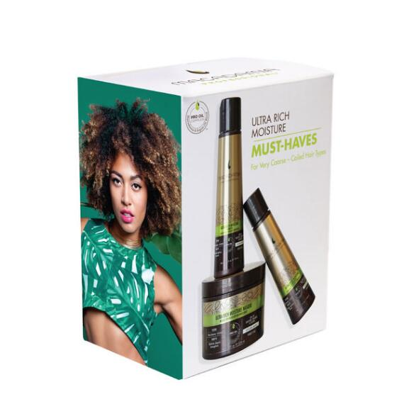 Macadamia ProfessionalUltra Rich Moisture Must-Haves Kit