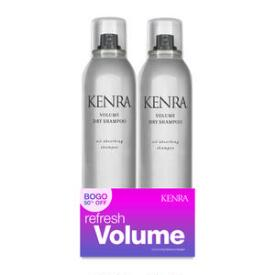 Kenra Volume Dry Shampoo Duo