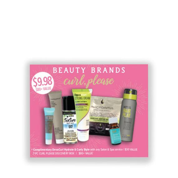 Beauty Brands Curl, Please 7-pc Discovery Box