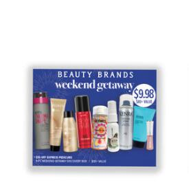 Beauty Brands Weekend Getaway 9-pc Discovery Box