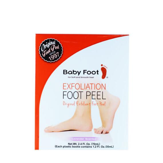 BabyFoot Exfoilation Foot Peel
