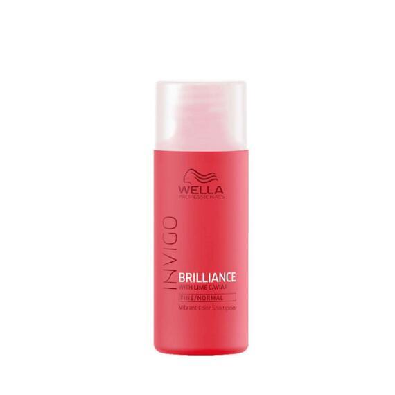 Wella Brillance deluxe-size Shampoo
