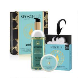 Spongelle Beach Grass Body Treatment Gift Set