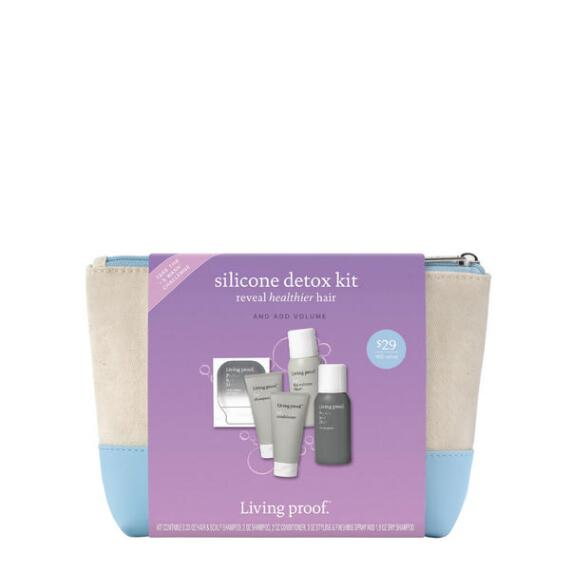 Living Proof Full Silicone Detox Kit