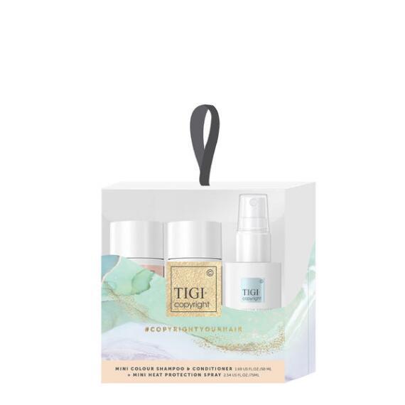 TIGI Copyright 3-pc Trial Kit