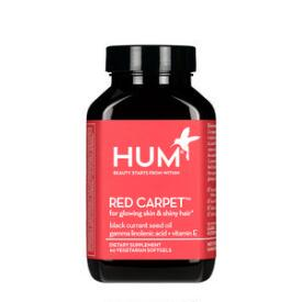 HUM Nutrition Red Carpet Skin and Hair Health Supplement
