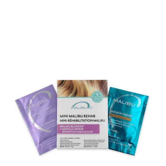 Malibu C Mini Malibu Rehab Blondes Kit