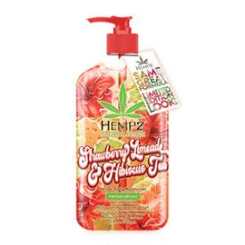 Hempz Limited Edition Strawberry Limeade & Hibiscus Tea Herbal Body Moisturizer