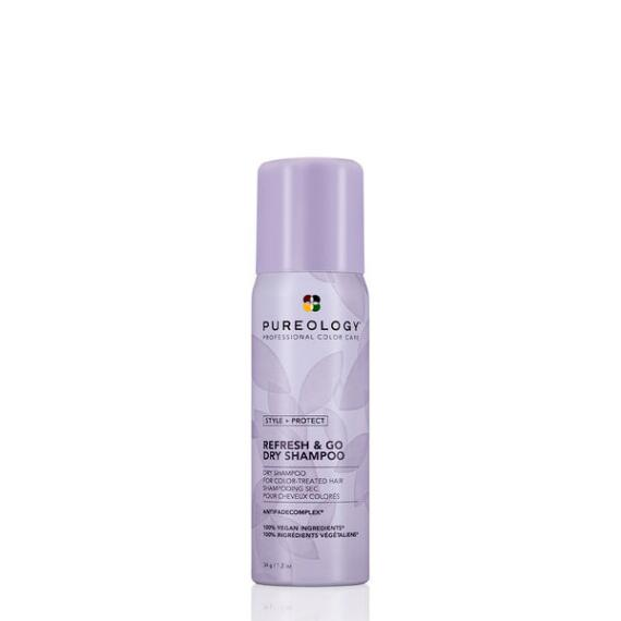 Pureology Style + Protect Refresh & Go Dry Shampoo Travel Size
