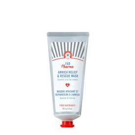 First Aid Beauty FAB Pharma Arnica Relief & Rescue Mask