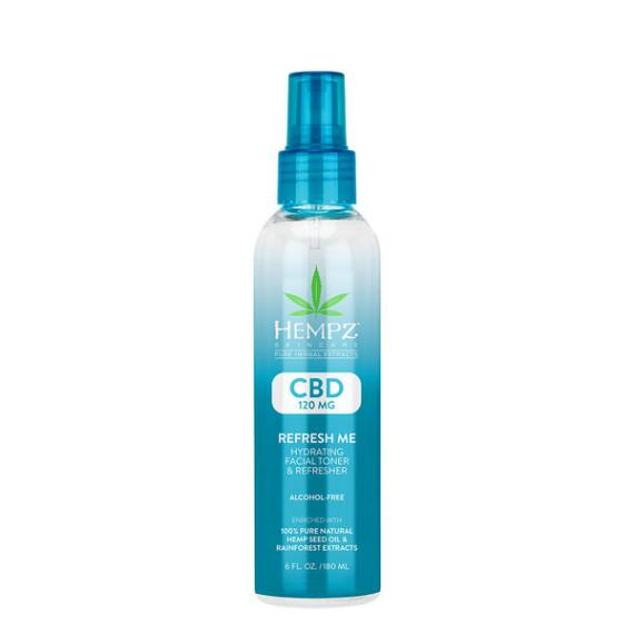 Hempz CBD Refresh Me Hydrating Facial Toner and Refresher