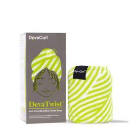 DevaCurl DevaTwist Anti-Frizz Microfiber Towel Wrap