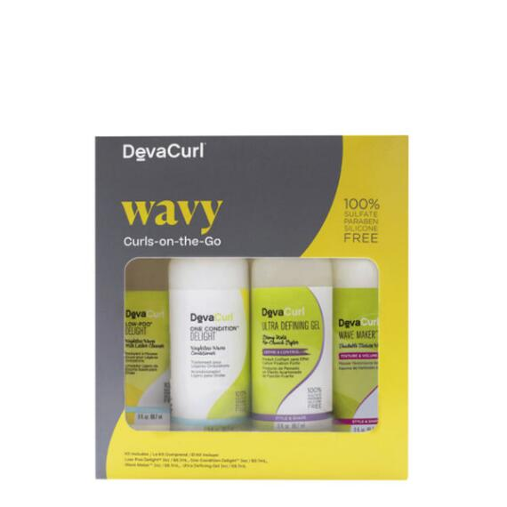 DevaCurl Wavy Curls-on-the-Go