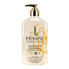 Hempz Limited Edition Spun Sugar & Vanilla Bean Herbal Body Moisturizer