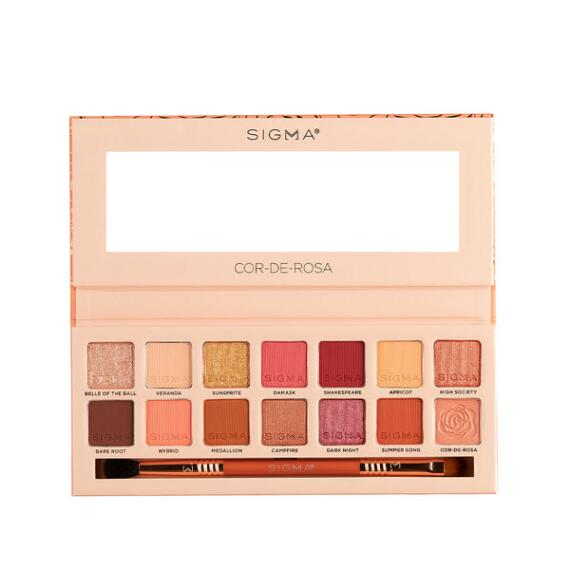 Sigma Beauty Cor-de-Rosa Eyeshadow Palette