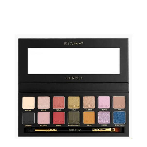 Sigma Beauty Untamed Eyeshadow Palette