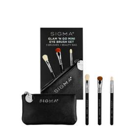 Sigma Beauty Glam 'N Go Mini Eye Brush 4-pc Set
