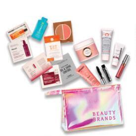 Beauty Brands 15-pc Fall Sampler Bag