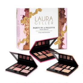 Laura Geller New York 3-pc Party in a Palette Set - Soiree Edition