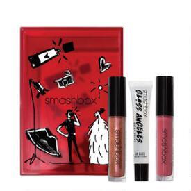 Smashbox 3-pc Gloss Angeles Lip Gloss Set