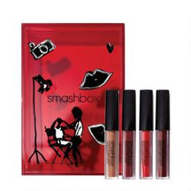 Smashbox 4-pc Always On Liquid Lipstick Set