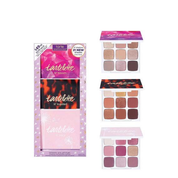 Tarte 3-pc Tartelette Give, Gift & Get Eyeshadow Wardrobe