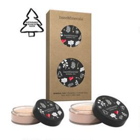 bareMinerals Mineral Veil® Finishing Powder Duo Full Size + Free Mini
