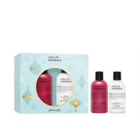 philosophy under the mistletoe 2-pc set