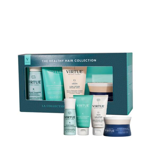 Virtue Healthy Hair Recovery Collection 4-pc Set