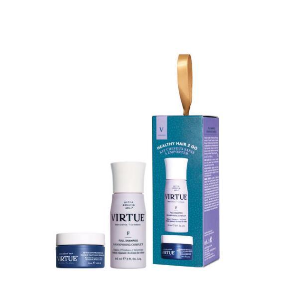 Virtue Healthy Hair To Go Full Volume 2-pc Set