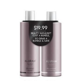 Aluram Daily Shampoo & Conditioner Duo
