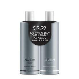 Aluram Moisturizing Shampoo & Conditioner Duo