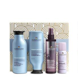 Pureology Strength Cure Best Blonde 4-pc Holiday Gift Set