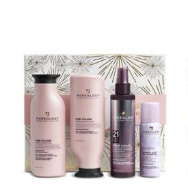 Pureology Pure Volume 4-pc Holiday Gift Set