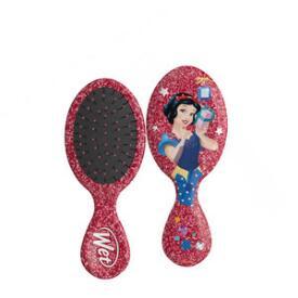 The Wet Brush Disney Glitter Holiday Collection Mini Original Detangler Brush - Snow White