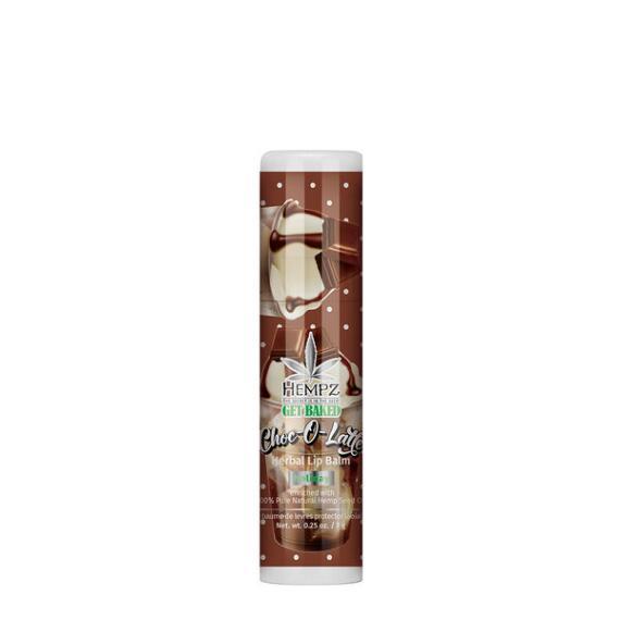Hempz Holiday Limited Edition Choc-O-Latte Herbal Lip Balm