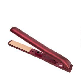 "CHI Garnet Glitter Tourmaline Ceramic 1"" Hairstyling Iron"